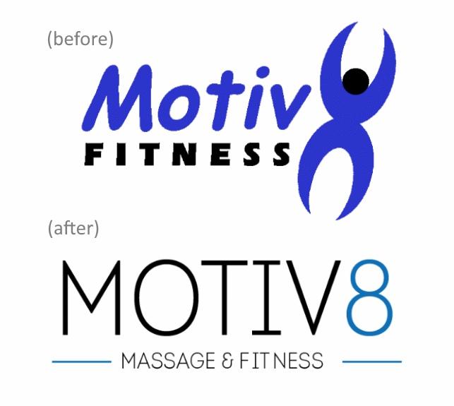 Motiv8 Rebrand